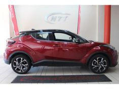 2019 Toyota C-HR 1.2T Luxury CVT Mpumalanga Barberton_1