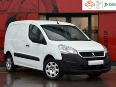 2015 Peugeot Partner 1.6 F/c P/v  Western Cape