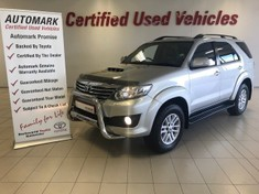2013 Toyota Fortuner 3.0d-4d R/b A/t  Western Cape