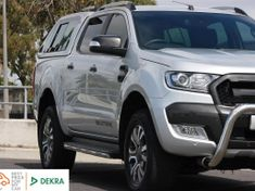 2018 Ford Ranger 3.2TDCi 3.2 WILDTRAK 4X4 Auto Double Cab Bakkie Western Cape