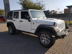 2016 Jeep Wrangler Unltd Rubicon 3.6l V6 A/t  Gauteng