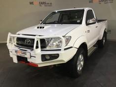 2010 Toyota Hilux 3.0 D-4d Raider 4x4 P/u S/c  Western Cape
