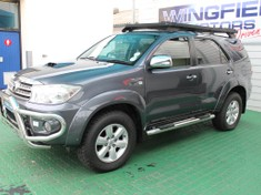 2011 Toyota Fortuner 3.0d-4d 4x4 A/t  Western Cape