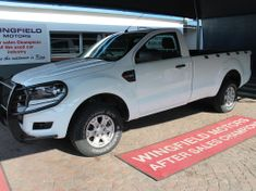 2016 Ford Ranger 2.2TDCi XL 4X4 Single Cab Bakkie Western Cape