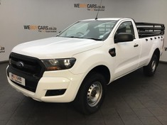2016 Ford Ranger 2.2TDCi XL 4X4 Single Cab Bakkie Gauteng