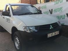 2013 Mitsubishi Triton 2.4 Mpi Abs P/u D/c  Gauteng