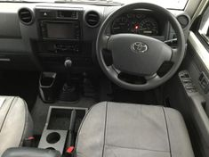 2014 Toyota Land Cruiser 70 4.5D V8 SW Gauteng Pretoria_2