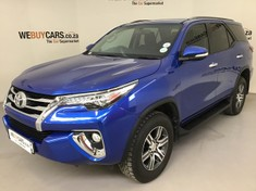 2016 Toyota Fortuner 2.8GD-6 4X4 Auto Eastern Cape