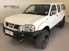 2014 Nissan NP300 Hardbody 2.4i 4X4 Double Cab Bakkie Eastern Cape