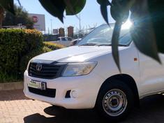 2011 Toyota Hilux 2.0 Vvti S Pu Sc  Gauteng Centurion_1