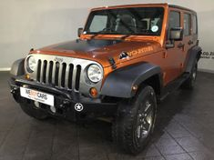 2010 Jeep Wrangler 3.8 Unltd Rubicon A/t  Western Cape