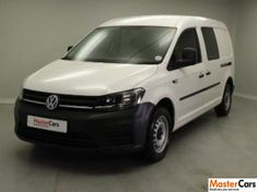 2017 Volkswagen Caddy 4 Maxi Crewbus 1.6 TDI DSG Western Cape
