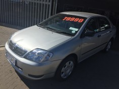 Toyota Corolla 160i For Sale Used Cars Co Za