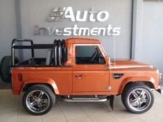 2000 Land Rover Defender ***STYLISH VEHICLE***A MUST SEE*** Gauteng