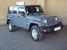 2014 Jeep Wrangler Unlimited 3.6l V6 A/t  Gauteng