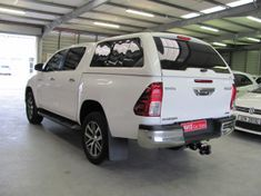 2018 Toyota Hilux 2.8 GD-6 Raider 4X4 Auto Double Cab Bakkie Western Cape Blackheath_3