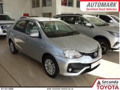2018 Toyota Etios 1.5 Xs  Mpumalanga