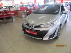 2018 Toyota Yaris 1.5 Xs CVT 5-Door Kwazulu Natal