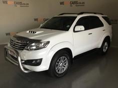 2013 Toyota Fortuner 3.0d-4d R/b A/t  Gauteng