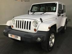 2015 Jeep Wrangler Sahara 3.6l V6 A/t 2dr  Western Cape