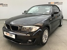 2012 BMW 1 Series 120i Convertible A/t  Gauteng
