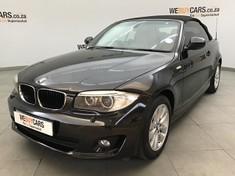 2012 BMW 1 Series 120i Convertible A/t  Gauteng