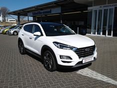 2018 Hyundai Tucson 1.6TGDI Elite DCT Gauteng