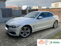 2016 BMW 4 Series 420i Convertible Auto Western Cape