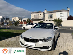 2016 BMW 4 Series 420i Convertible Auto Western Cape Goodwood_1