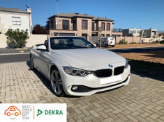 2016 BMW 4 Series 420i Convertible Auto Western Cape Goodwood_2
