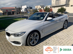 2016 BMW 4 Series 420i Convertible Auto Western Cape Goodwood_3