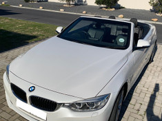 2016 BMW 4 Series 420i Convertible Auto Western Cape Goodwood_4