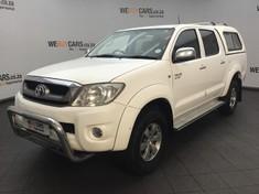 2009 Toyota Hilux 2.7 Vvti Raider R/b P/u D/c  Gauteng