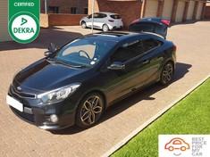 2015 Kia Cerato KOUP 1.6T GDi Auto Gauteng