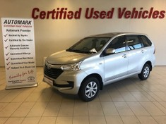 2019 Toyota Avanza 1.3 S Western Cape