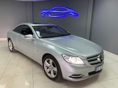 2011 Mercedes-Benz CL-CLass Cl 500 Blue Efficiency  Gauteng