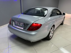 2011 Mercedes-Benz CL-CLass Cl 500 Blue Efficiency  Gauteng Vereeniging_2