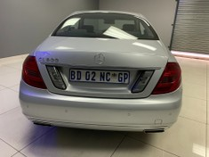 2011 Mercedes-Benz CL-CLass Cl 500 Blue Efficiency  Gauteng Vereeniging_3
