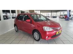 2016 Toyota Etios 1.5 Xs 5dr  Gauteng Vanderbijlpark_2
