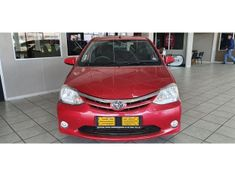 2016 Toyota Etios 1.5 Xs 5dr  Gauteng Vanderbijlpark_3