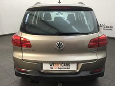 2014 Volkswagen Tiguan 1.4 Tsi Bmo Tren-fun 90kw  Gauteng Centurion_1