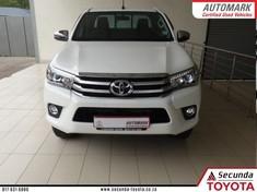2018 Toyota Hilux 2.8 GD-6 RB Raider Extra Cab Bakkie Auto Mpumalanga Secunda_1