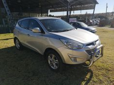 2013 Hyundai iX35 2.0 Gl  Gauteng Roodepoort_0