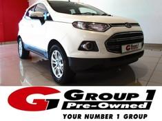 2016 Ford EcoSport 1.5TD Titanium Western Cape