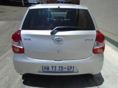 2019 Toyota Etios 1.5 Xi 5dr  Gauteng Rosettenville_3