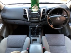 2010 Toyota Hilux 3.0 D-4d Raider 4x4 Pu Dc  Gauteng Centurion_2