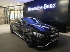 2018 Mercedes-Benz C-Class AMG Coupe C63 S Gauteng