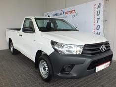 2019 Toyota Hilux 2.4 GD A/C Single Cab Bakkie Western Cape