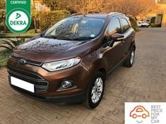 2016 Ford EcoSport 1.5TDCi Titanium Gauteng