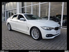 2015 BMW 4 Series 420i Gran Coupe Luxury line Auto Western Cape